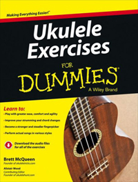 What People Are Saying About <em>Ukulele Exercises For Dummies</em>