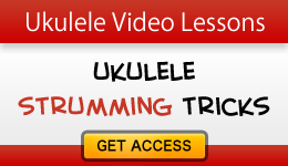 Ukulele Strumming Tricks video lesson course