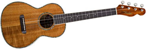 ukulele sizes soprano concert tenor baritone