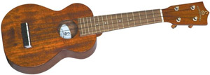 Silver Creek Ukulele
