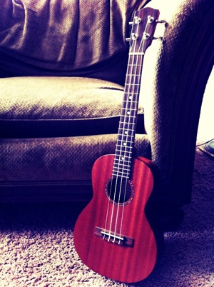 All About My Tenor Ukulele