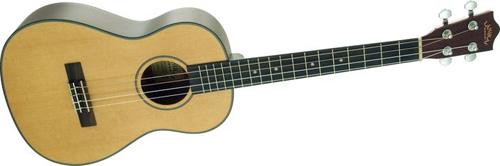 Lanikai S-B solid spruce baritone ukulele