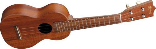 Martin 0XK soprano ukulele