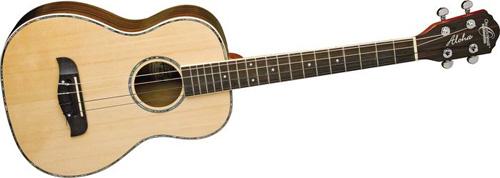 Oscar Schmidt OU53S baritone ukulele