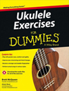 Ukulele Exercises For Dummies, by Brett McQueen