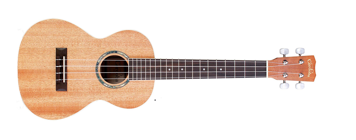 12 ukuleles to buy for beginners this christmas this tenor ukulele features mahogany top back and sides although not solid wood youre still going to get a warm even and clear sound hexwebz Image collections