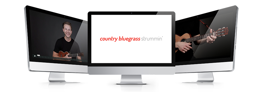 Country Bluegrass Strummin and Jazzy Strummin Courses Now Open