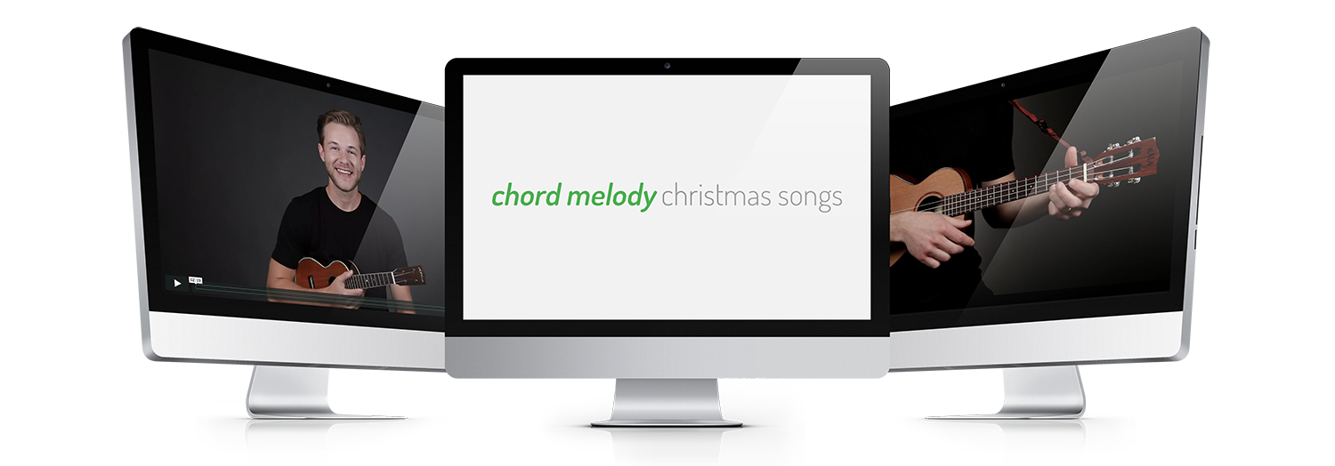 Chord Melody Christmas Songs Course Now Open